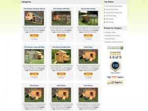 Hen Houses Hen Houses