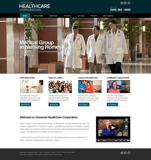 Universal Healthcare Corporation